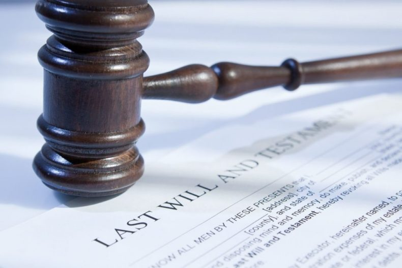 The Ins and Outs of a Will Dispute